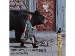 CD Red Hot Chili Peppers - The Getaway — Pop-Rock