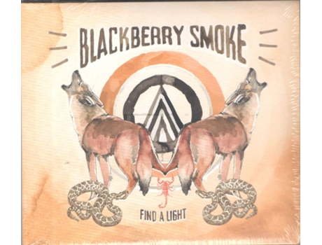CD Blackberry Smoke - Find A Light