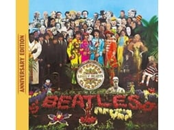 CD The Beatles - Sgt. Pepper's Lonely Hearts Club Band-2017 Remix — Pop-Rock