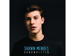 CD A Shawn Mendes - Handwriten — Pop-Rock
