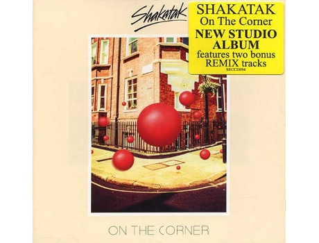 CD Shakatak - On The Corner