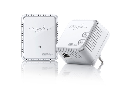 POWERLINE DEVOLO DLAN500 WIFI N300 STARTER KIT PT-9089 — 2 uni. | 500 Mbps