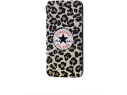 Capa CONVERSE Printed Canvas iPhone 6, 6s Castanho — Compatibilidade: iPhone 6, 6s