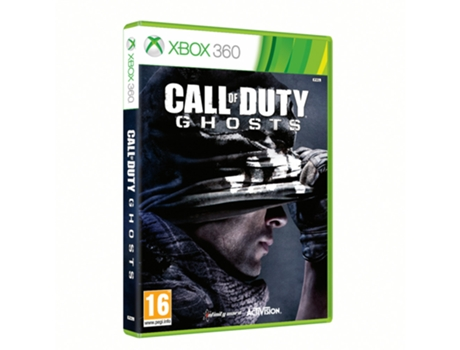 Jogo XBOX 360 Call Of Duty Ghosts