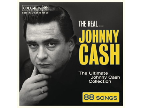 CD Johnny Cash - The Real Johnny Cash — Pop-Rock