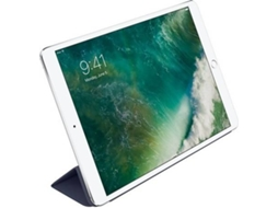 Capa iPad 10,5'' APPLE MQ092ZM Midnight Blue — 10.5''