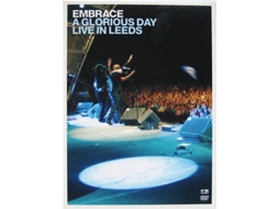 DVD Embrace - A Glorious Day - Live In Leeds
