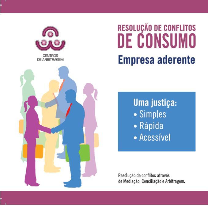 Resolução de conflitos de consumo