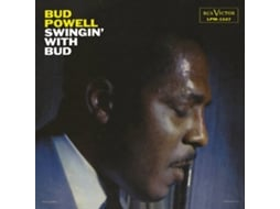 CD Bud Powell Trio - Swingin' With Bud — Jazz