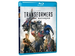 Blu-Ray Transformers: Era da Extinção — Do realizador Michael Bay