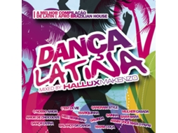CD Dança Latina - Mixed By Hallux Makenzo — Música do Mundo