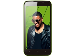 Smartphone BLING Anselmo One Verde — Android 4.4 / 5'' / Octa Core 1.4GHz