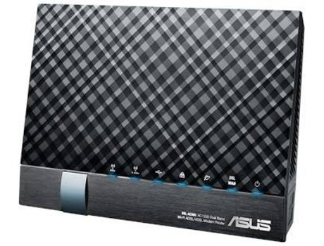Router ASUS DSL-AC56U AC1200 Dual-Band Gigabit WiFi — Dual-Band | 1200Mbps