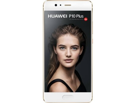 Smartphone HUAWEI P10 Plus 128GB Gold — Android 7.0 / 5.5'' / Octa-core 4x2.4 + 4x1.8 GHz / 6GB RAM