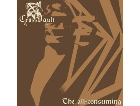 CD Cross Vault - The All-Consuming