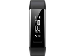 Smartwatch HUAWEI Band 2 Pro Preto — Bluetooth | 100 mAh | Android e iOS
