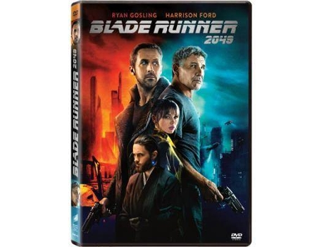 DVD Blade Runner 2049 — De: Denis Villeneuve | Com: Ryan Gosling, Harrison Ford