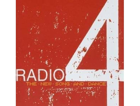 CD RADIO 4 - THE NEW SONG AND DANCE