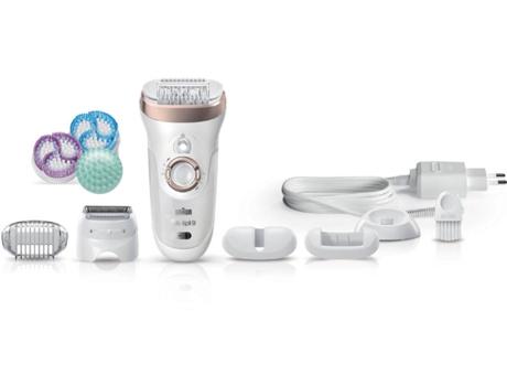 Depiladora BRAUN 9961v Skin   Spa (Arranque - Multi-zonas - Recarregável) 150a56513c