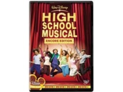 DVD High School Musical — De: Kenny Ortega | Com: Zac Efron, Vanessa Hudgens, Ashley Tisdale