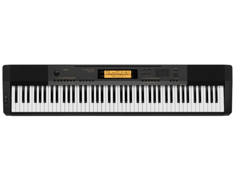 Piano Digital CASIO CDP-230 BK Preto — 88 teclas / 700 sons