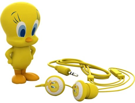 Leitor de MP3 EMTEC Tweety 8GB — 8GB | Coluna integrada + Auriculares