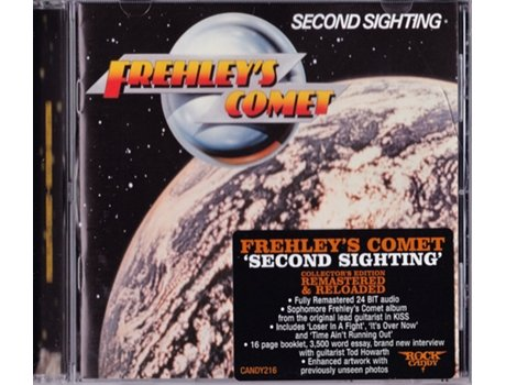 CD Frehley's Comet - Second Sighting