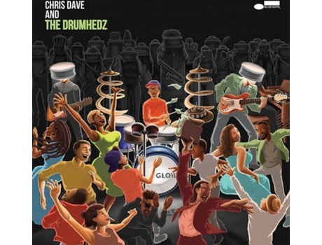 CD Chris Dave And The Drumhedz - Chris Dave And The Drumhedz — Jazz