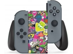Comfort Grip para Comando Joy-Con Splatoon — Nintendo Switch