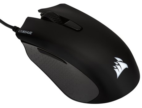 Rato Gaming CORSAIR Harpoon RGB Preto — Com Fio
