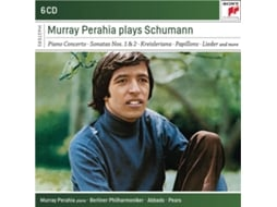 CD Murray Perahia - Murray Perahia Plays Schumann — Clássica