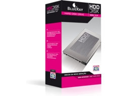 Disco Interno 2.5'' BLUERAY 500GB — 2.5'' | 500 GB | SATA3 3 Gb/s