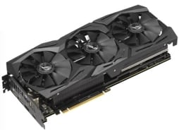 Placa Gráfica ASUS ROG Strix GeForce RTX 2070 OC (NVIDIA - 8 GB DDR6)