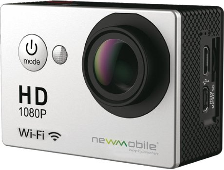 Action Cam NEW MOBILE 420 FHD 1080P SL — Vídeo: HD / 12 MP