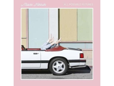 Vinil Miami Horror - All Possible Futures — Pop-Rock