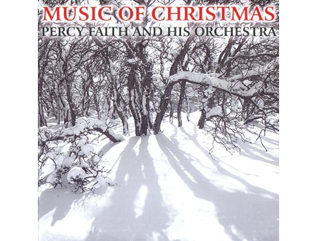 CD Percy Faith & His Orchestra - Music Of Christmas
