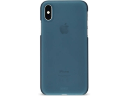 Capa ARTWIZZ Rubber Clip iPhone X Azul — Compatibilidade: iPhone X