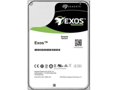 Disco SEAGATE EXOS X16 14 TB SAS