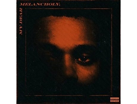 CD The Weeknd - My Dear Melancholy — Pop-Rock