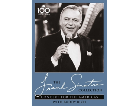 DVD The Frank Sinatra Collection - A Concert For The Americas with Buddy Rich — Jazz