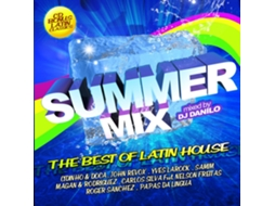CD Summer Mix: Mixed By Dj Danilo — House / Electrónica