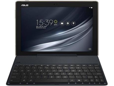 Tablet ASUS Zenpad 10 ZD301MF (10 1'' - 32 GB - 2 GB RAM - Wi-Fi - Cinza  escuro) + Dock