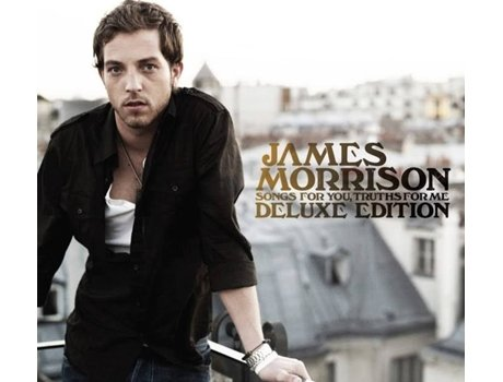 CD James Morrison - Songs for You, Truths for Me — Pop-Rock