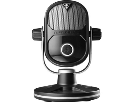 Microfone Stream TURTLE BEACH Global — Compatibilidade: PC / MAC / PS4 / XB1