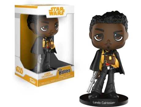 Figura Vinil FUNKO POP! Star Wars: Lando Calrissian — Star Wars