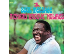 Vinil Richard Groove Holmes: Soul Message — Jazz
