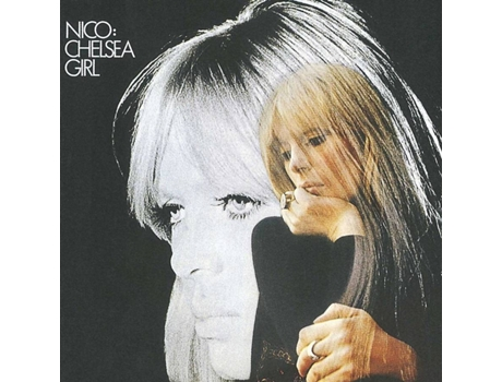 Vinil LP Nico - Chelsea Girl — Pop-Rock