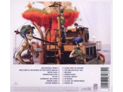 CD Gorillaz - Plastic Beach — Pop-Rock