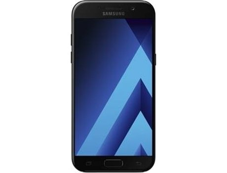 Smartphone SAMSUNG Galaxy A5 SS 2017 Preto — Android / 5.2'' / Octa-Core A53 1.9GHz