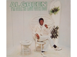 CD Al Green - I'm Still In Love With You